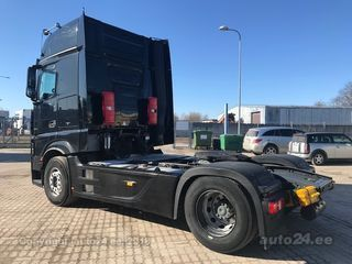 Mercedes-Benz Actros GigaSpace 1848LS/ADR EURO 6 353kW