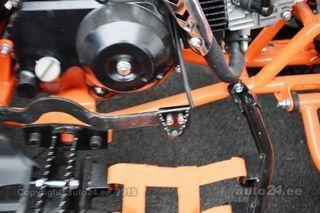 Aviator Avenger RR8 4 takti 7kW