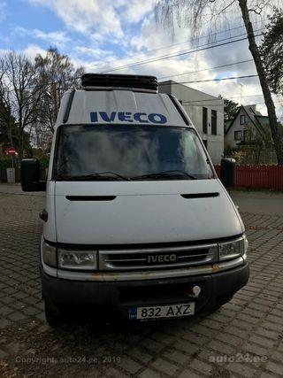 Iveco Daily 35C14V 3.0 100kW
