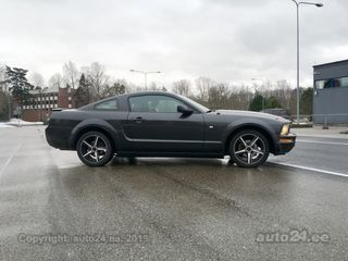 Ford Mustang V6 4.0 157kW