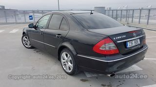 Mercedes-Benz E 280 Avantgarde 4-Matic 2.8 V6 140kW