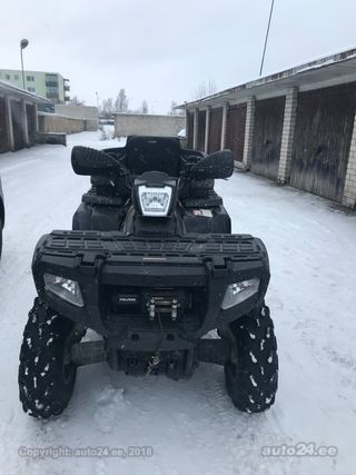 Polaris Sportsman 800 Twin H O 42kW
