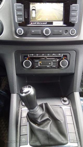 Volkswagen Amarok HIGHLINE 2.0 132kW