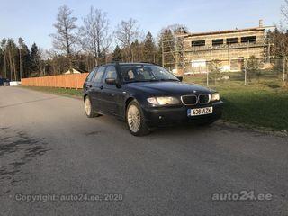 BMW 318 2.0 105kW