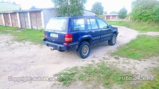 Jeep Grand Cherokee Limited 4.0 142kW
