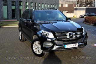 Mercedes-Benz GLE 350 4MATIC 3.0 190kW
