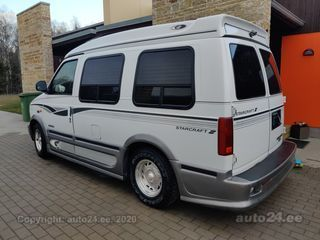 Chevrolet Astro GMC Safari 4.3 V6 142kW