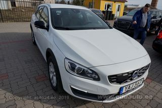 Volvo V60 Cross Country AWD BLACK EDITION 2.4 140kW
