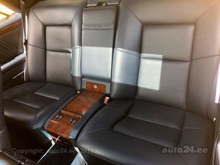 Mercedes-Benz CL 600 V12 6.0 V12 300kW