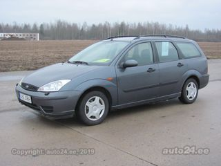 Ford Focus Turnier 1.6 74kW