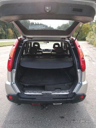Nissan X-Trail LE 2.5 124kW