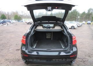 BMW X6 ActiveHybrid 4.4 300kW