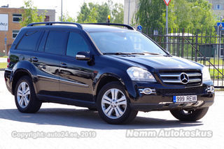 Mercedes-Benz GL 320 4-Matic 3.0 CDI 165kW