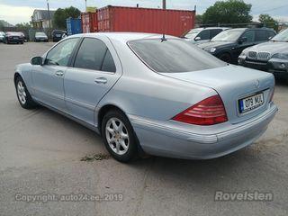 Mercedes-Benz S 320 3.2 CDI 145kW