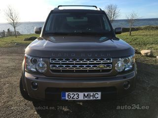 Land Rover Discovery 4 2.7 TDV6 140kW
