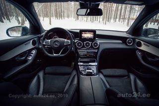 Mercedes-Benz GLC 220 2.1 125kW