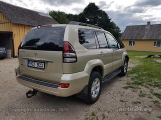 Toyota Land Cruiser 3.0 R4 127kW