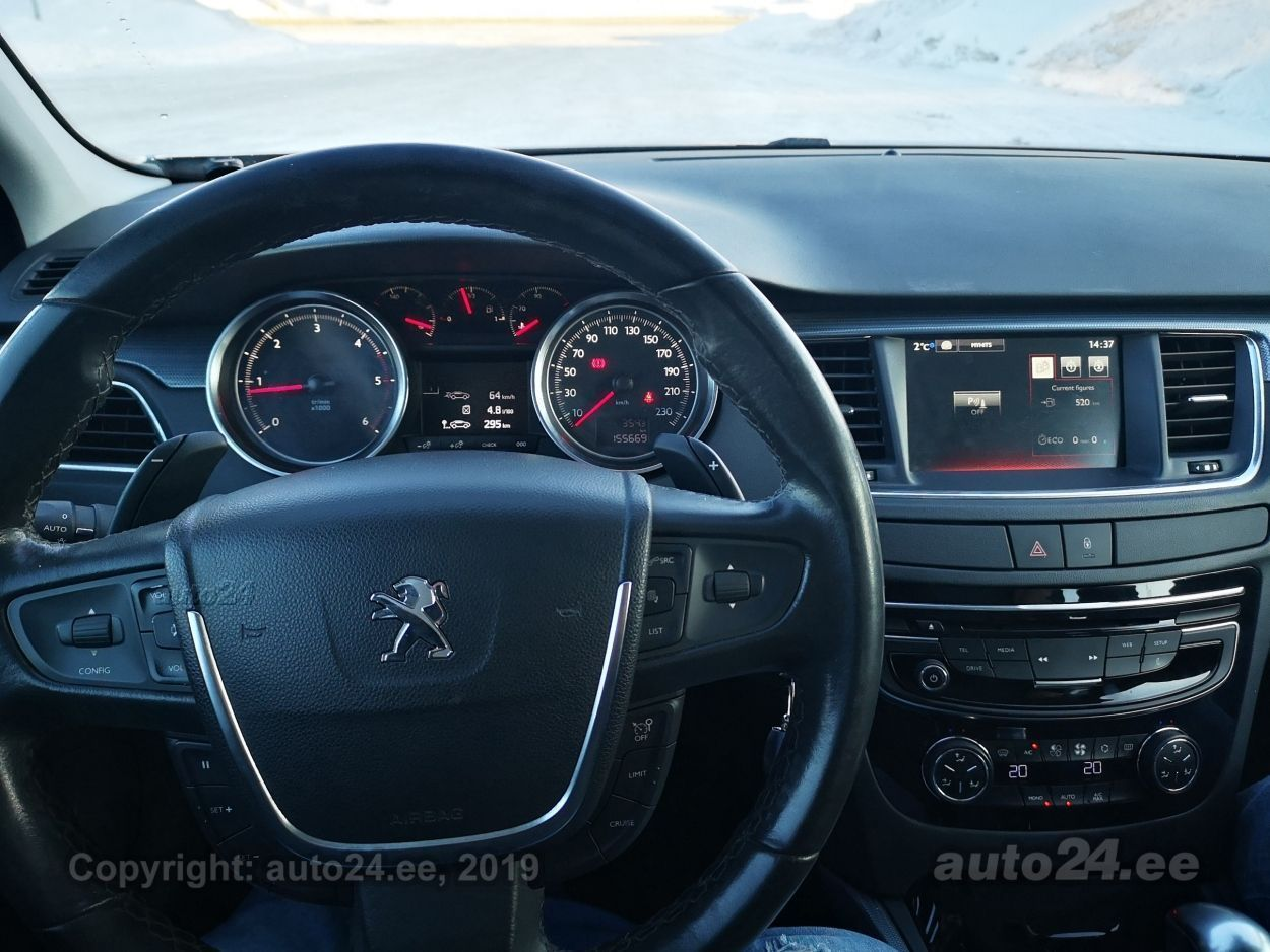 Peugeot 508 1.6 Active Blue HDI 84kW