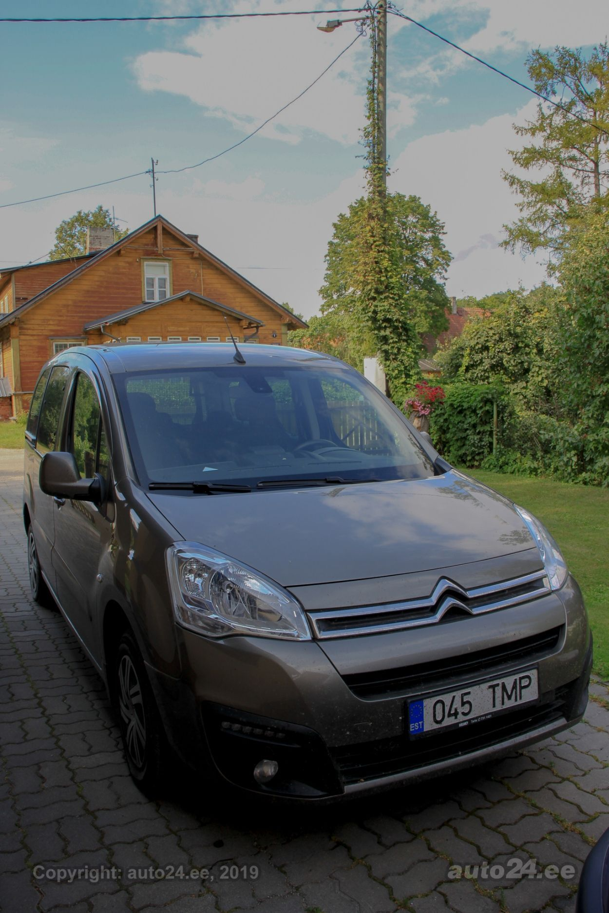 Citroen Berlingo 88kW
