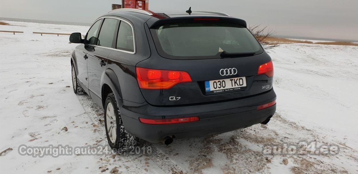 Audi Q7 Quattro 3.0 171kW