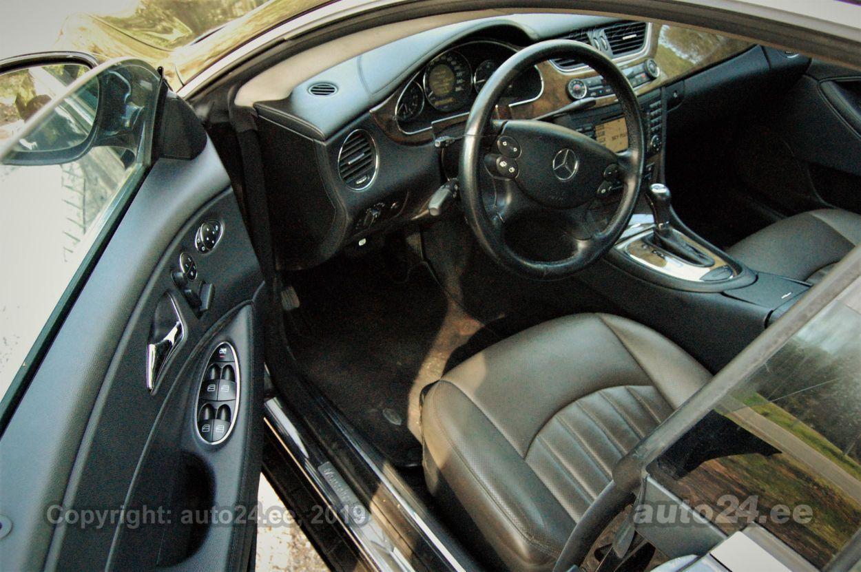 Mercedes-Benz CLS 320 Designo 3.0 165kW