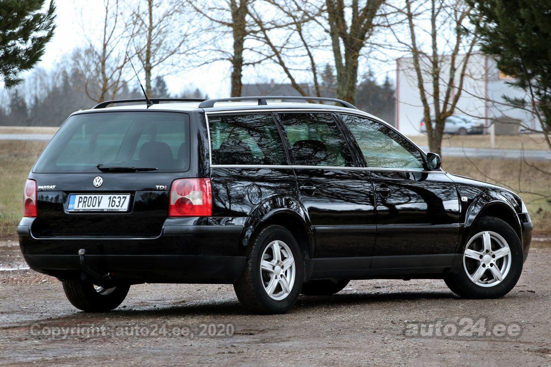 Volkswagen Passat Variant 1.9 TDI 74kW