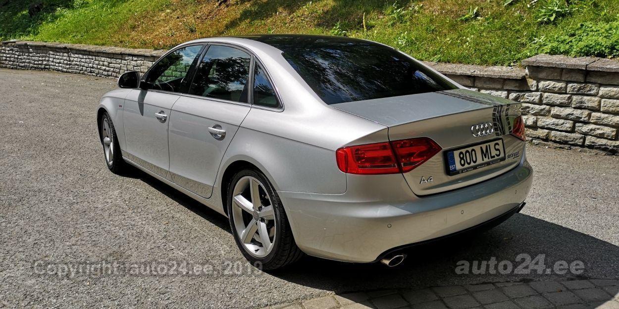 Audi A4 S line 3.0 176kW