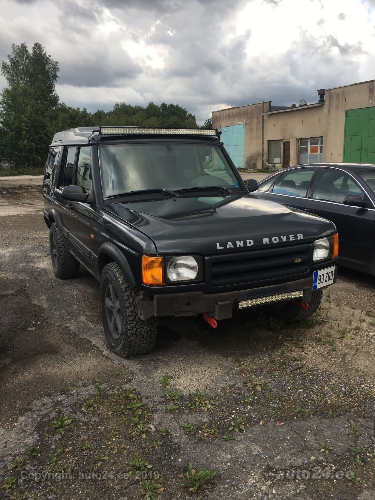 Land Rover Discovery 2.5 102kW