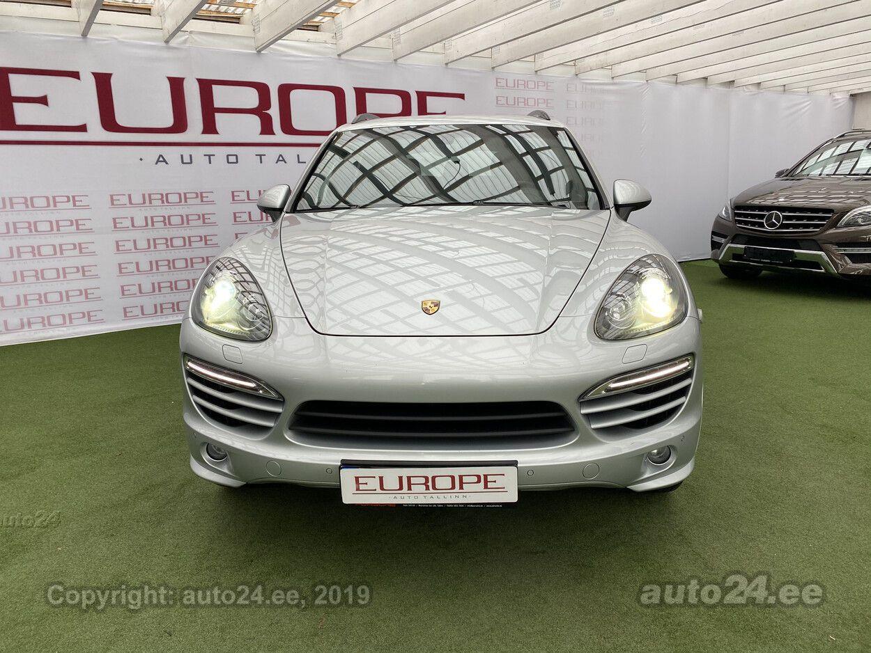 Porsche Cayenne Sportpakett 3.0 180kW