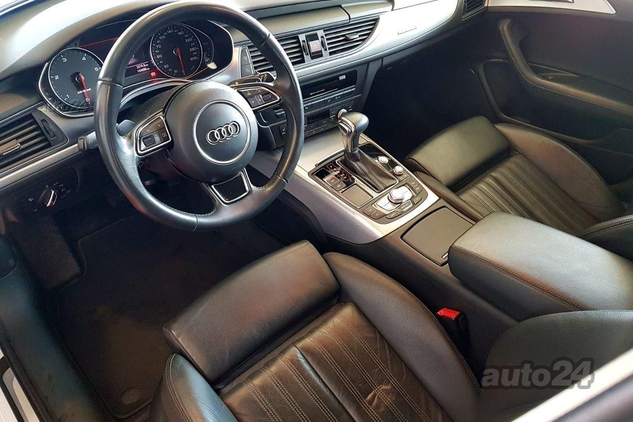 Audi A6 allroad Quattro 3.0 TDI 3.0 180kW