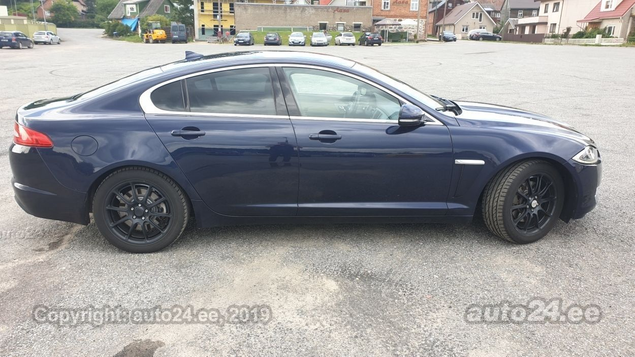 Jaguar XF Premium Luxury 2.2 147kW