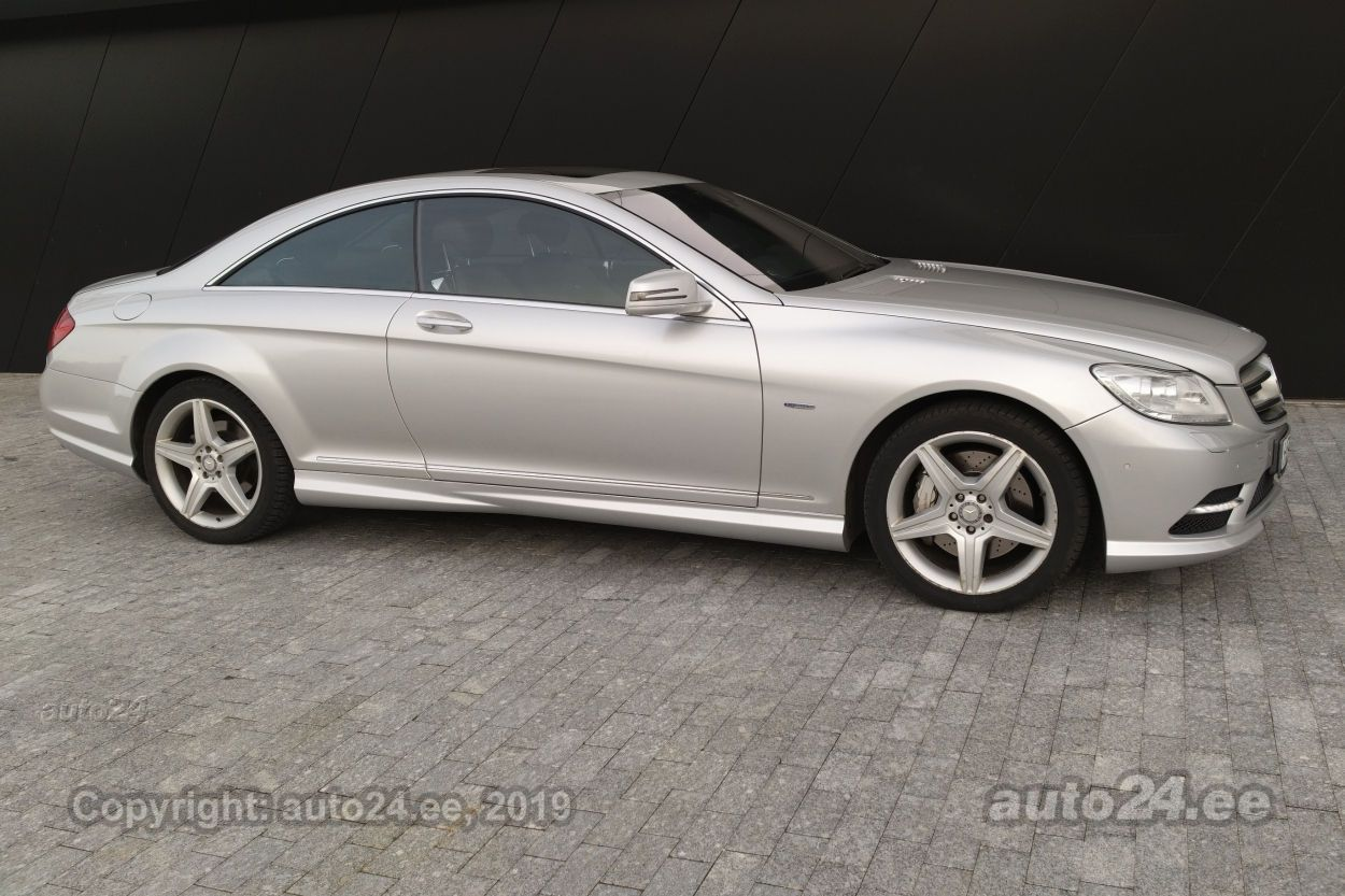 Mercedes-Benz CL 500 4MATIC AMG-Package Exhibition model 5.0 320kW