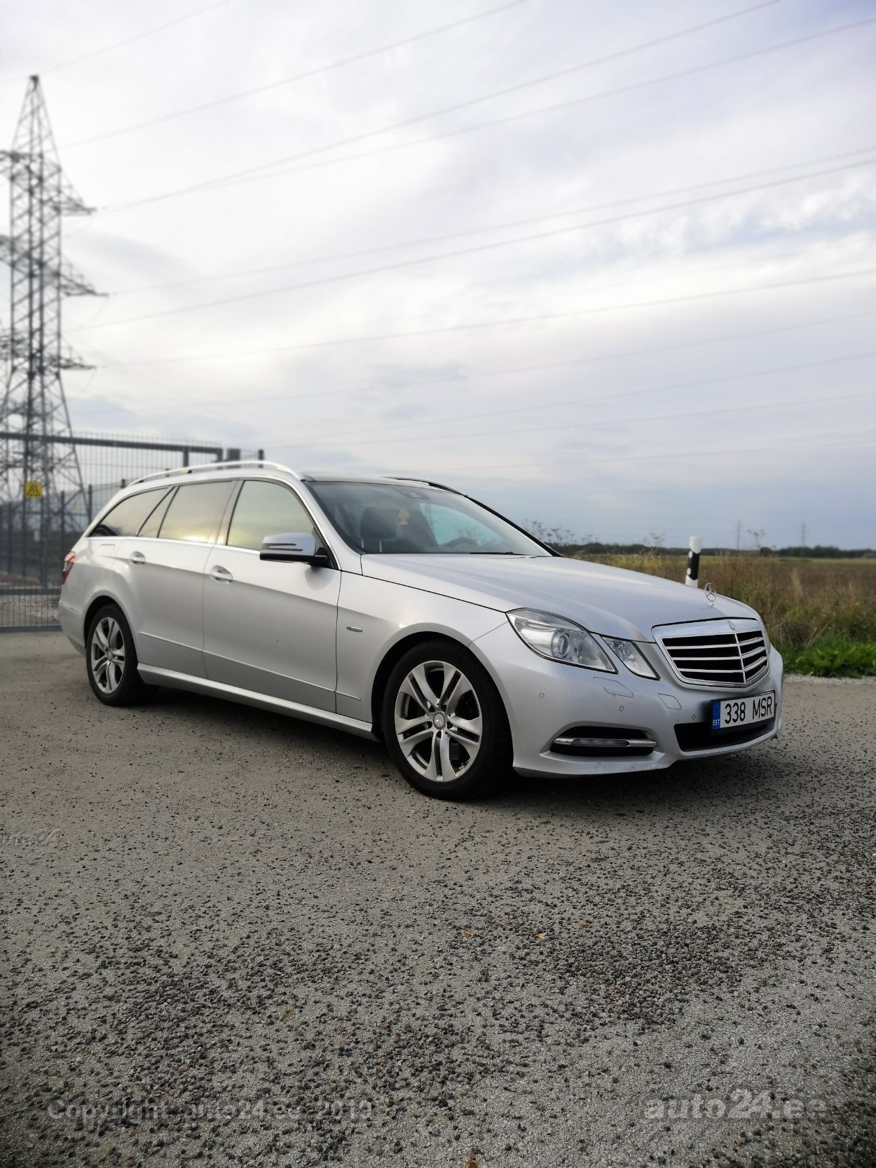 Mercedes-Benz E 350 3.0 195kW