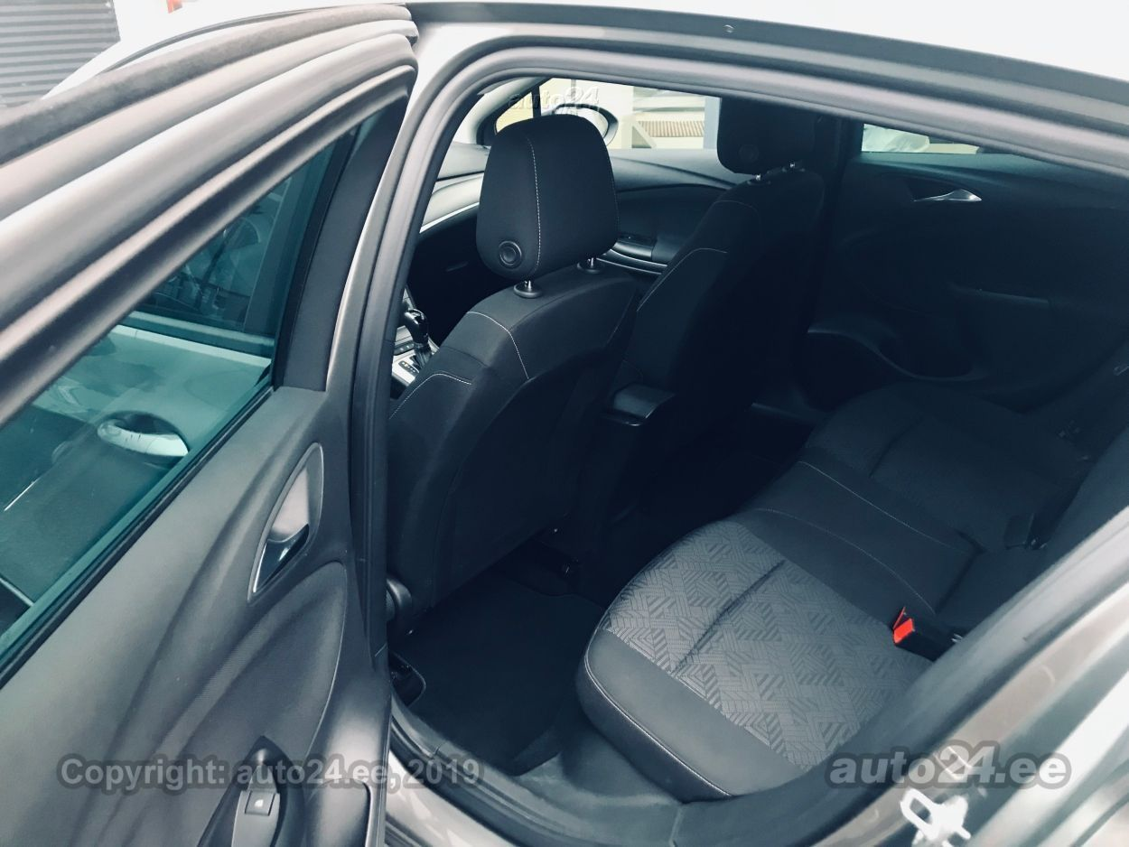 Opel Astra Excite 1.4 Turbo 110kW