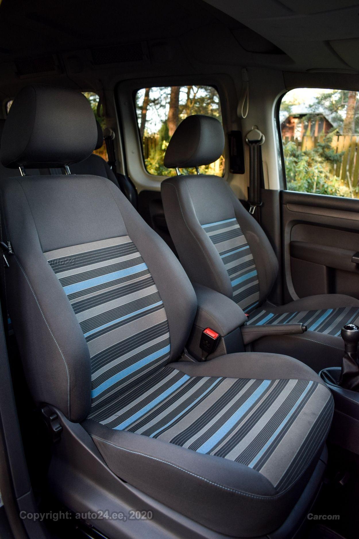 Volkswagen Caddy MAXI ECOFUEL 2.0 80kW