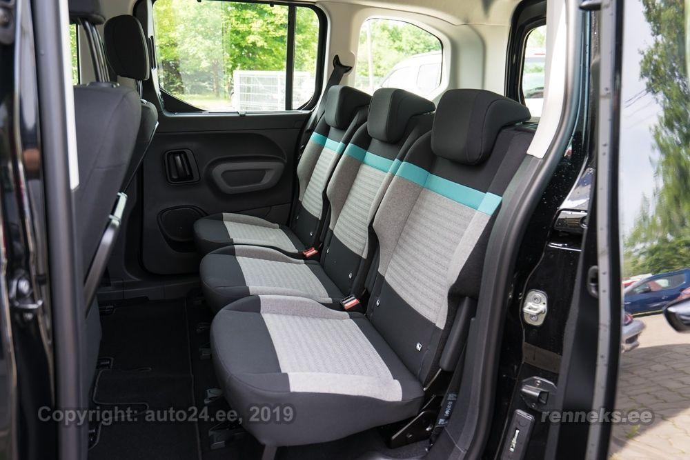 Citroen Berlingo Feel L1 BlueHdi 100 1.5 75kW