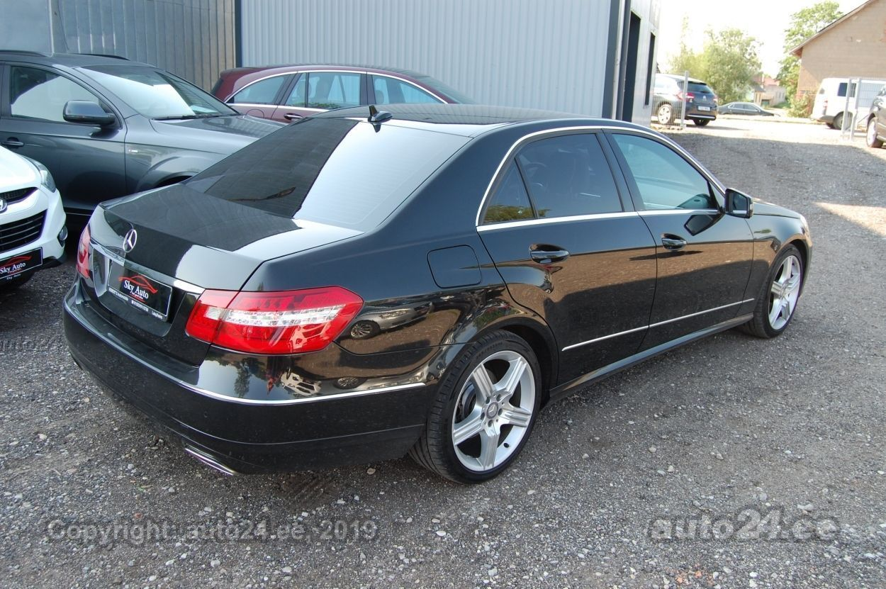 Mercedes-Benz E 350 Avantgarde Harman Kardon 3.0 195kW