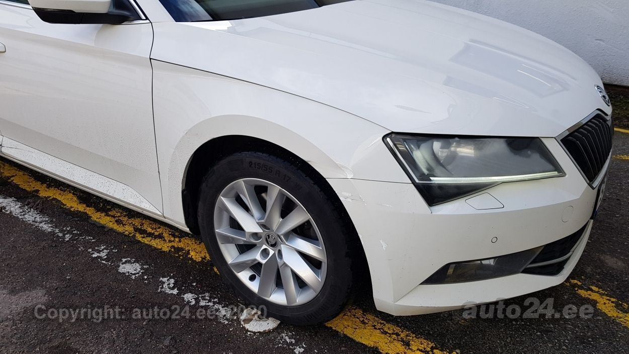 Skoda Superb Elegance Business 4X4 2.0 TDI 140kW