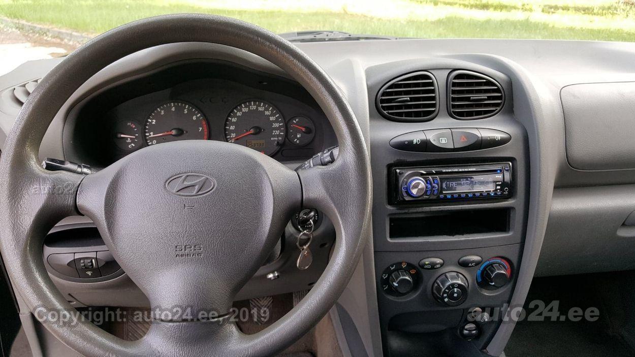 Hyundai Santa Fe 2.4 107kW