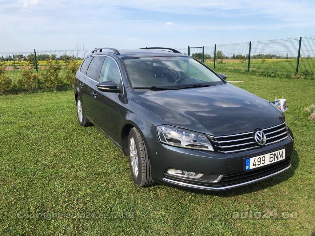 Volkswagen Passat BlueMotion 2.0 103kW
