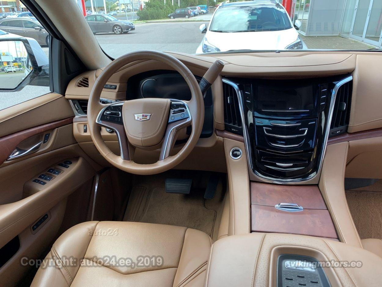 Cadillac Escalade Platinum 6.2 V8 313kW