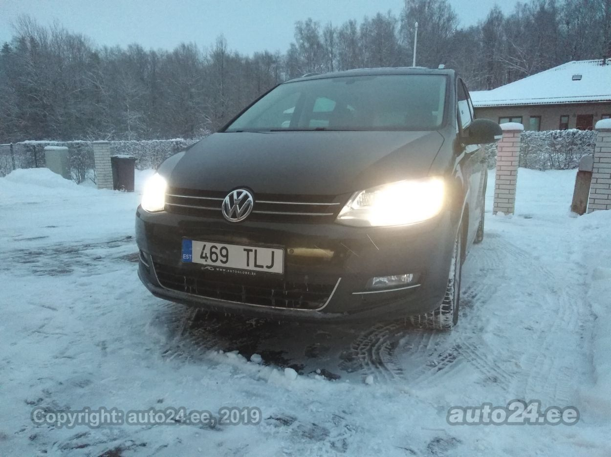 Volkswagen Sharan HIGHLINE 2.0 125kW