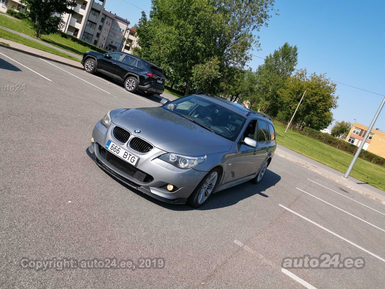 BMW 530 M-Pack Shadowline 3.0 170kW