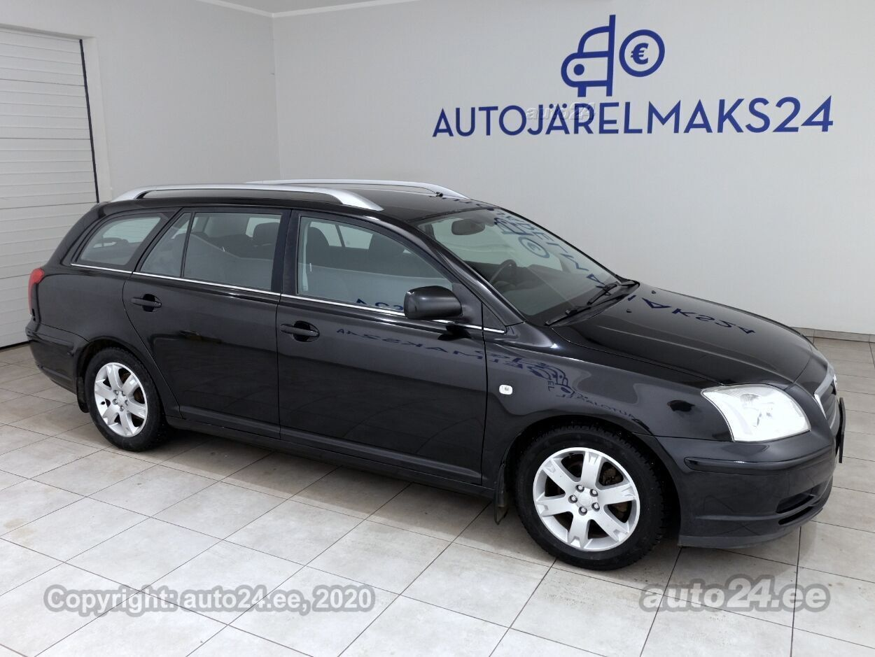 Toyota Avensis Linea Sol ATM - Photo
