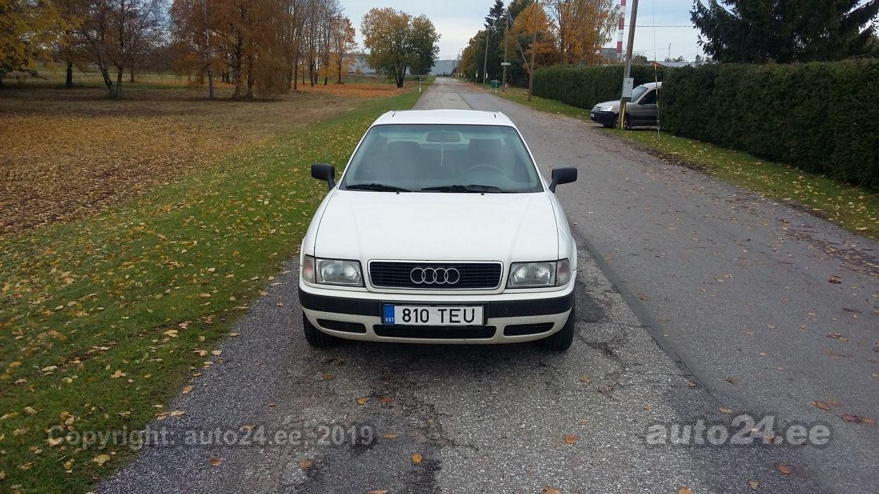 Audi 80 B4 2.0 66kW
