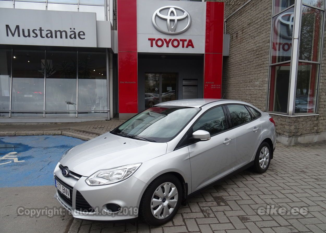 Ford Focus 1.6 92kW