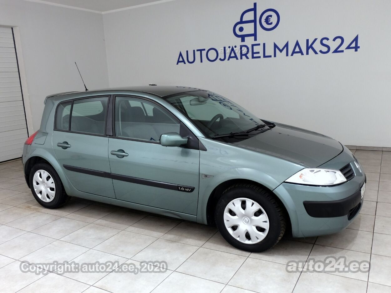Renault Megane Elegance - Photo