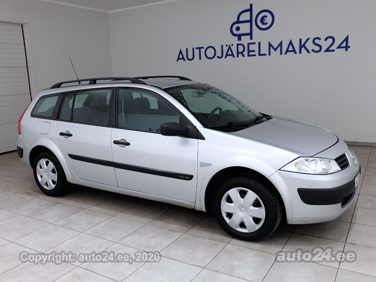 Renault Megane Grandtour - Photo