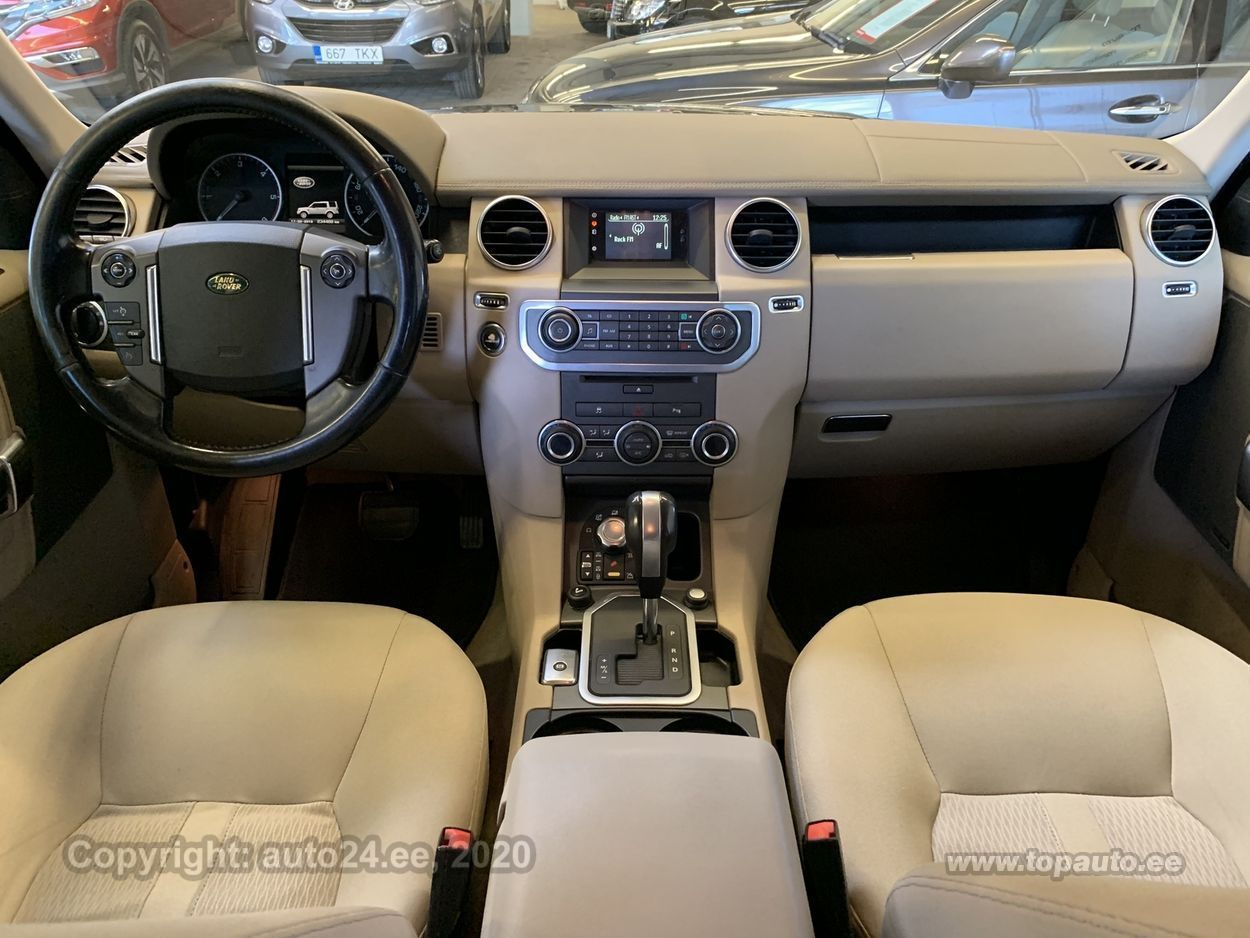 Land Rover Discovery TDV6 SE 2.7 140kW