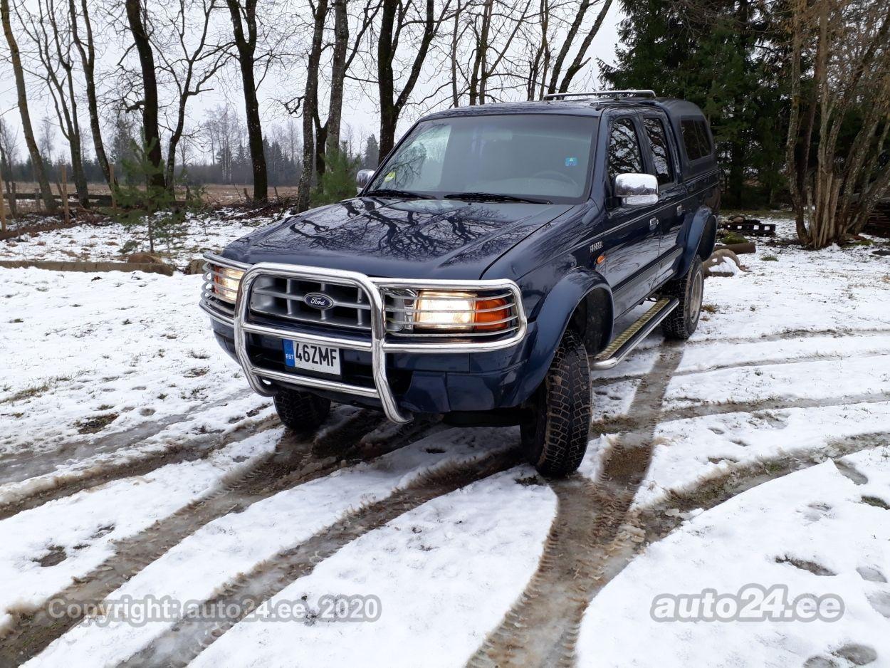 Ford Ranger 2.5 80kW